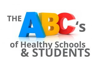 ABC's of healthy schools and students logo