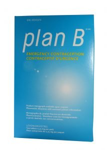 box of Plan B
