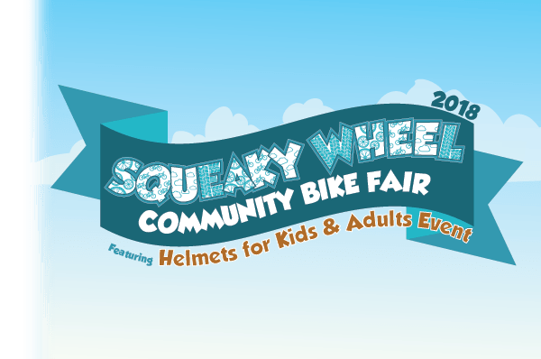 Squeaky Wheel Community Bike Fair