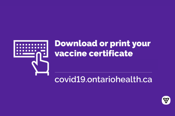 Learn more about vaccine receipts