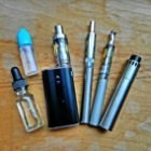 variety of electronic cigarettes