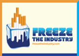 freeze the industry logo