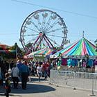 rides at the Norfolk County fair
